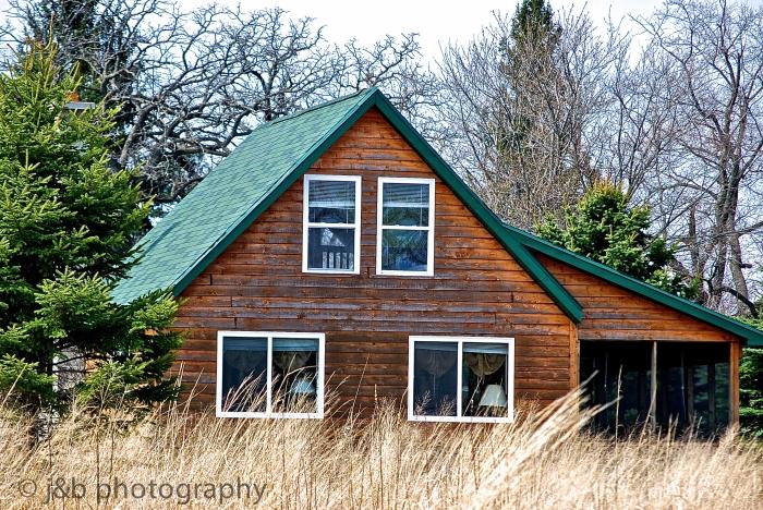 10 Winter Cabin