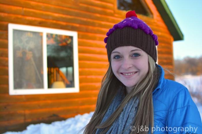 18 winter portrait rachel