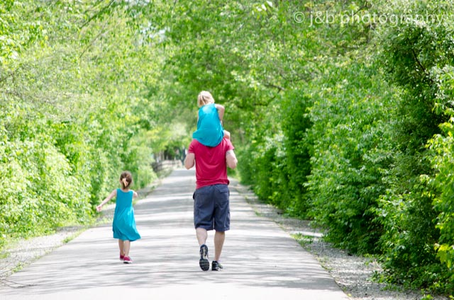 23 walk with dad